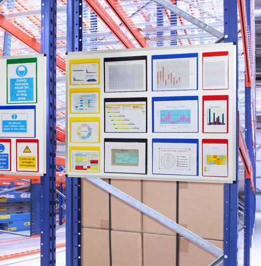 Warehouse Labelling And Identification Beaverswood