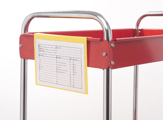 trolley hanging document pockets