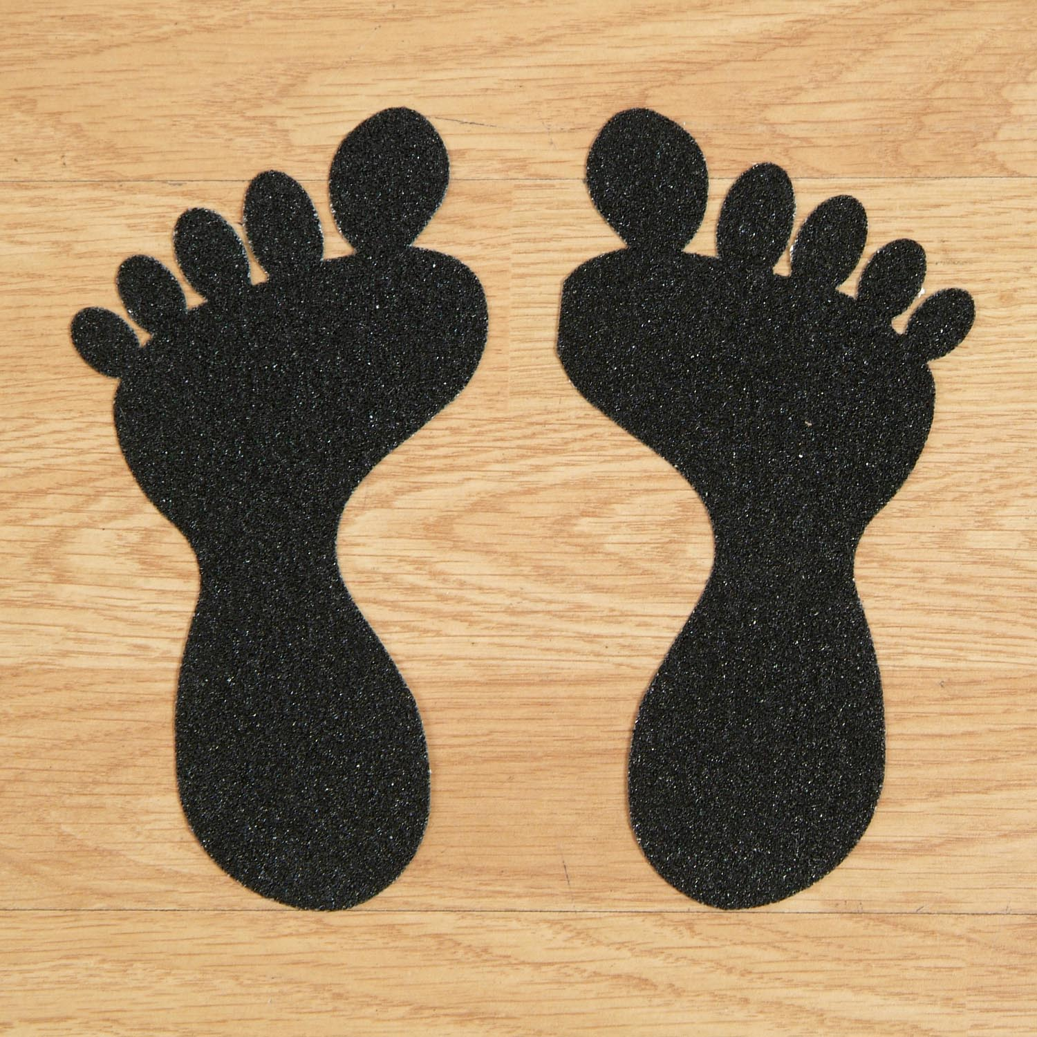 anti slip feet with toes