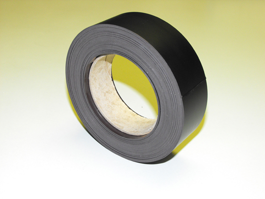 magnetic easy wipe racking tape