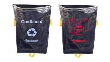 clear racksacks
